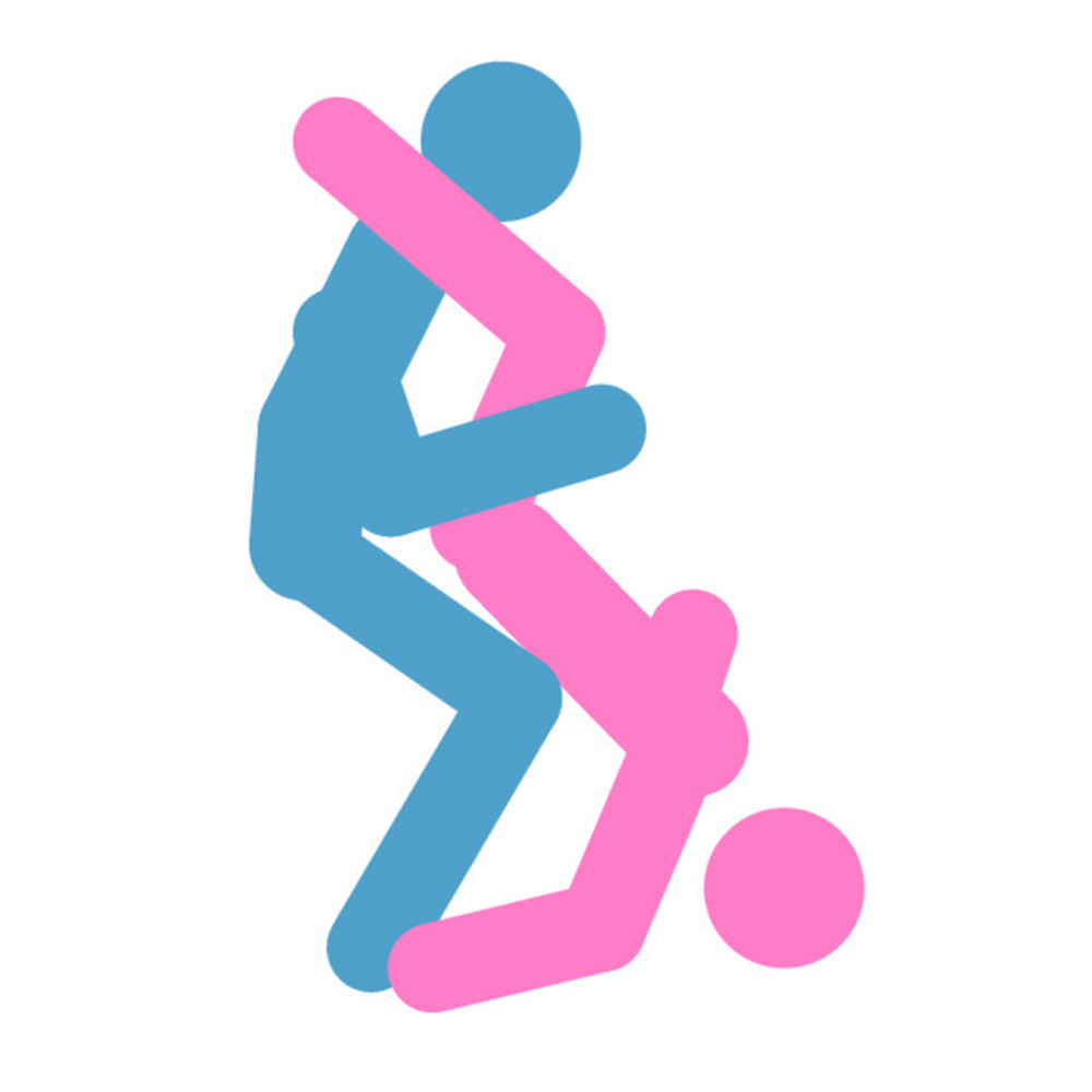 Legs On shoulders Sex position putri cinta