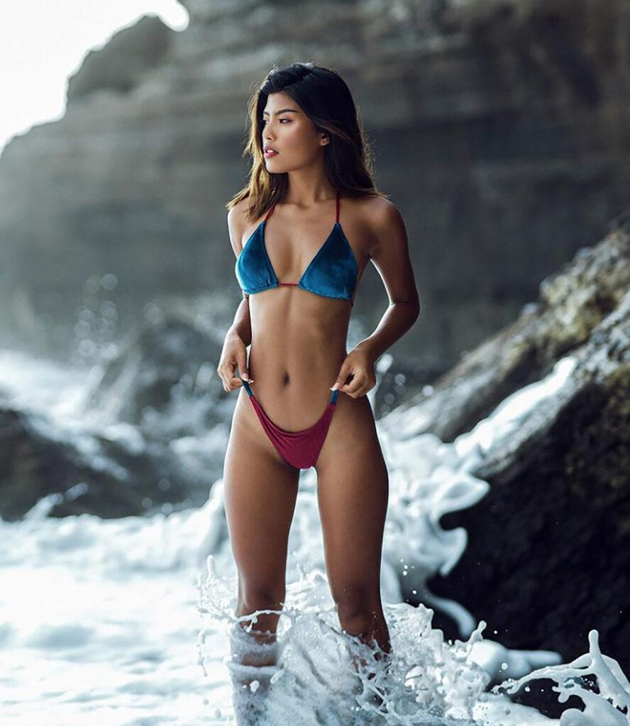 Tita Sahara bali model putri cinta 2021