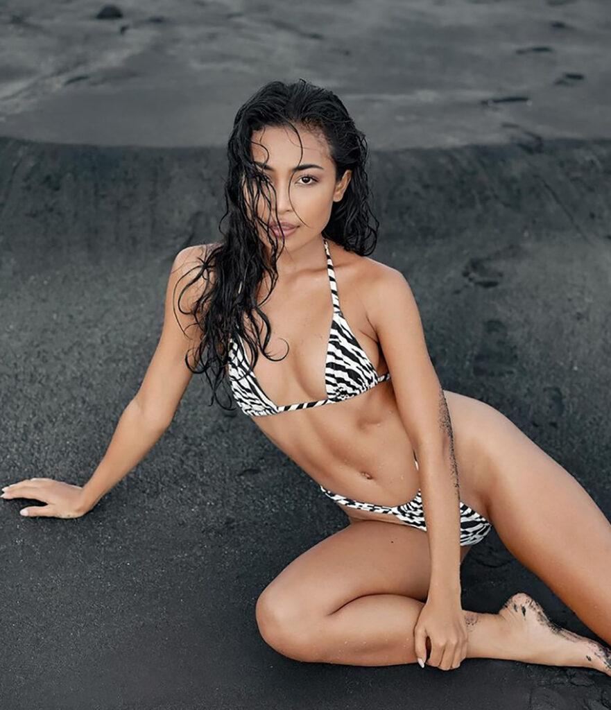 erzabel bali model putri cinta indonesian 2021