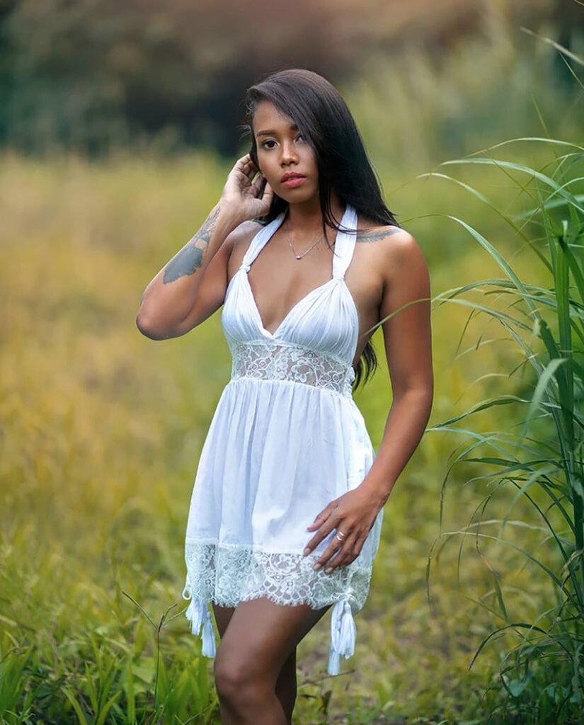 icha peachy bali model putri cinta 2021