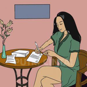 putri cinta The Secret Diary Of A Nude Model Ep22 artwork 4