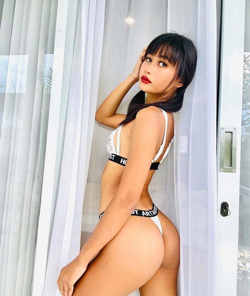 putri cinta Top 10 Indonesian filipino girls on Onlyfans fuji resha